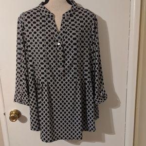Dress Barn dress shirt